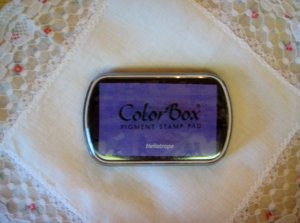 ColorBox Archival Quality Ink Pad #15036 Heliotrope