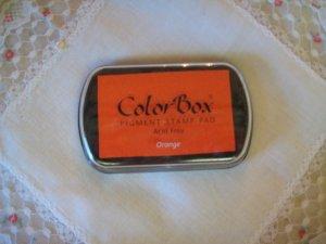 ColorBox Archival Quality Ink Pad ...Orange