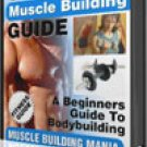 Muscle Building Mania-A beginners guide to muscle building