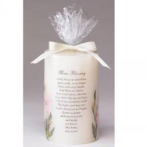 """Home Blessing"" Candle"