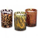 Safari Lites Votive Candle Set