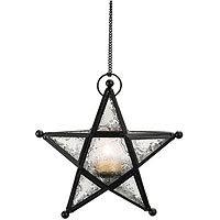 Star Shaped Tealight Holder