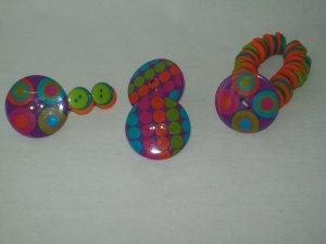 Three Piece Set