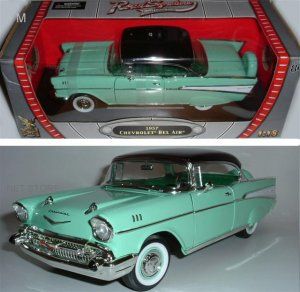 1957 Chevrolet Bel-Air Convertible