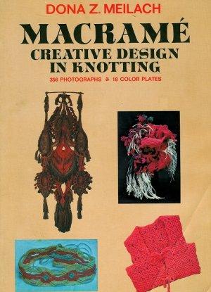 Macrame Design Pattern Book How To Instructions Vest Necklace Pot Holders