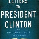 Letters To President Clinton Bible Rabbi Menachem Genack Jewish Leadership Faith New HC