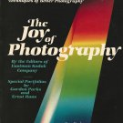 The Joy Of Photography Tools Techniques 35mm Illustrated 1980 Paperback Kodak Book