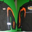 Ohsweken Speedway Jacket Front & Back