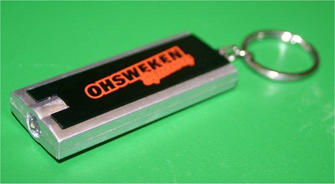 Ohsweken Speedway Key Lights