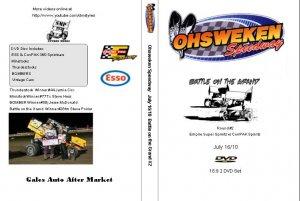 Ohsweken Speedway July 16/10