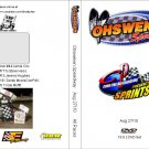 Ohsweken Speedway Aug 27/10 DVD