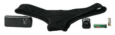 Remote Control Vibrating Wireless Thong