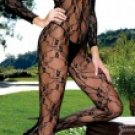 Body Stocking with Attached Sleeves