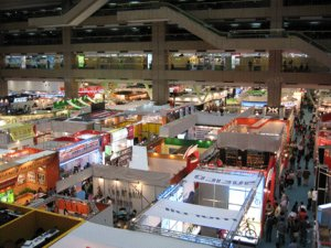 Large booth at IMMAE (32x20)