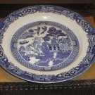 "Blue Willow Royal Cuthbertson 12"" Serving Plate"