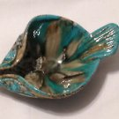 Fish Shaped Ceramic Ashtray