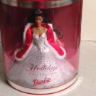 African American Holiday Celebration Special 2001 Edition Barbie Doll