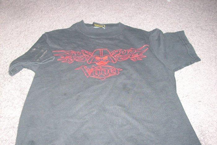 Boy's Black Tee-Shirt w/ Darth Vader size 6/7