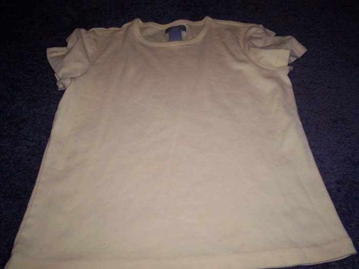 Women's 100% Cotton Tee-Shirts GH Bass & Co size S