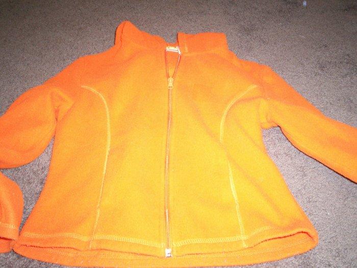 Juniors Hooded Zip Up Sweat Shirt