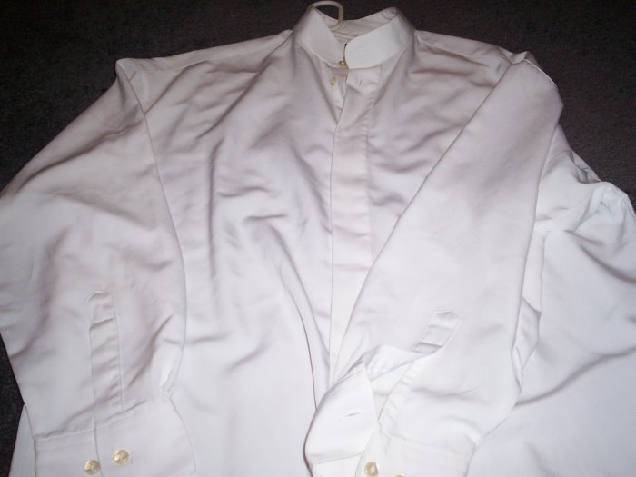 Men's White City Streets Dress shirt