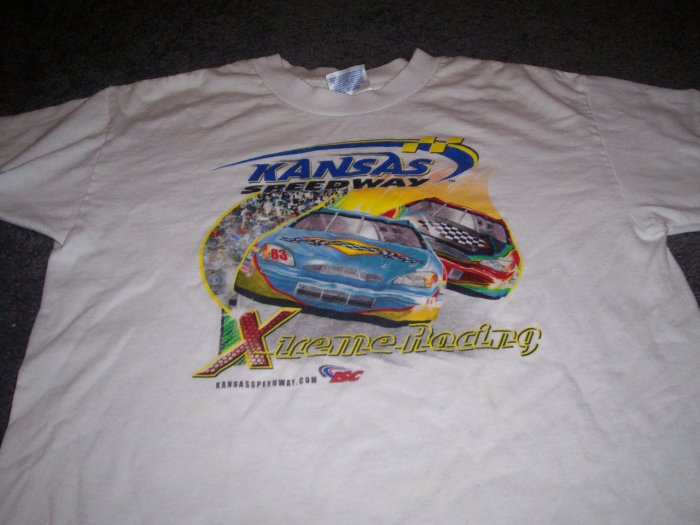 Kansas Speedway Kids Racing Tee-Shirt