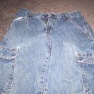 Boy's Blue WRG Jeans Co Carpenter Style size 12 Reg