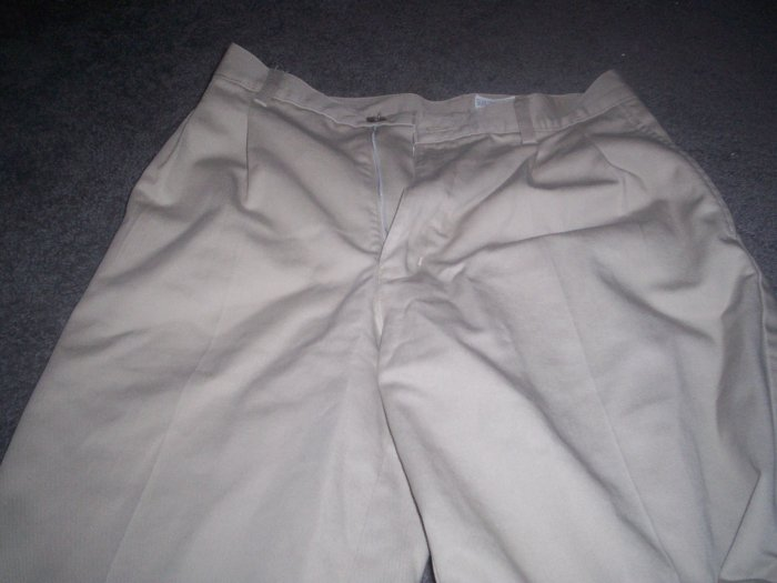 Boy's Khaki Izod Slacks size 14