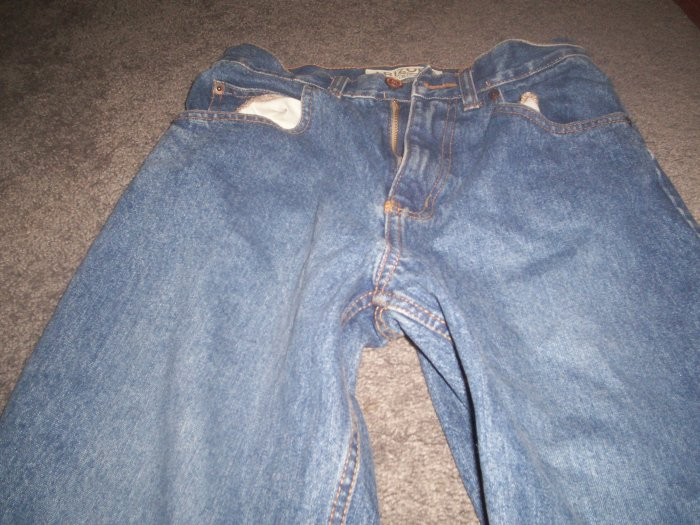Boy's Arizona Blue Jeans size 14 slim