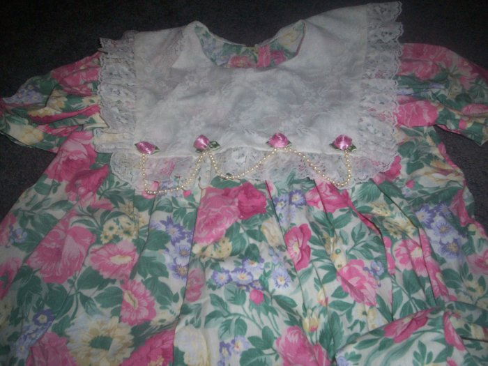 Girl's Evy Dress Made In the USA Size 6x