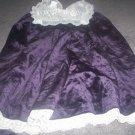 Girl's Black Dress Size 5 by Bonnie Jean New York