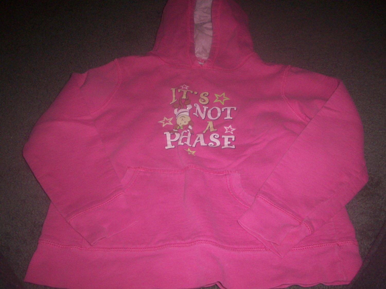 Girl's Size M Hooded SweatShirt By Ross Spotewear