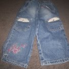 Girl's Size 4T Faded Glory Jeans