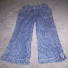Girl's Size 3T Faded Glory Jeans