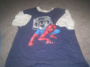 Boy's Spiderman Tee-shirt size size 8/10