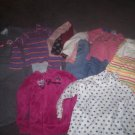 Girl's Size 4T Lot 4 Outfits Plus Shirt and Jacket by Sketchers, Carters Arizona, Old Navy,