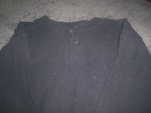 Boy's Thermal Shirts Faded Glory Size Medium