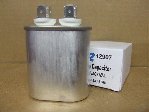 Motor Run Capacitor   7.5 mfd 370v