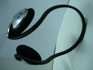 Cool MP3 Player 1GB Headphones