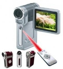 Ultimate Digital Camcorder CCD 11M Pixel, 2.5-inch LCD
