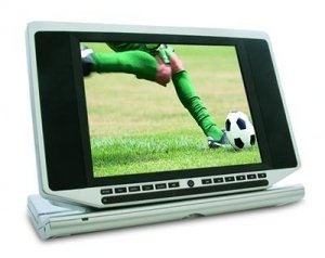 SHARP DVD Player, DVB-T receiving function, 8.4inch