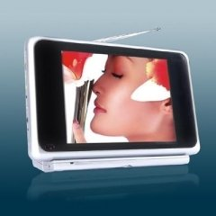 Ultimate Portable TV, 10.4-inch TFT LCD