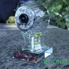 Crystal Webcam With Built In Light