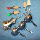 Vintage Lot Drink Bar pourers and bottle stoppers Armoured Knight