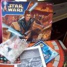 Star Wars Jedi Unleashed Board Game Battle on Geonosis Unused Milton Bradley