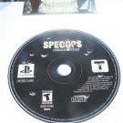 """SPEC OPS"""" Ranger Elite Playstation     #10"""
