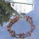 Jasper and Hematite Bracelet  #1004