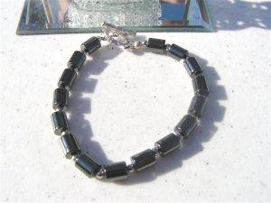 Magnetic Hematite Bracelet Healing  #05a