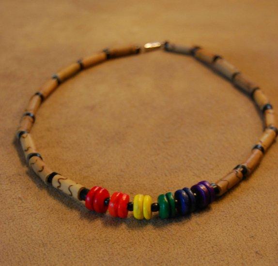 "18"" Rainbow Choker"