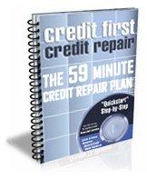 """The """"59 Minute"""" Credit Repair Kit"""